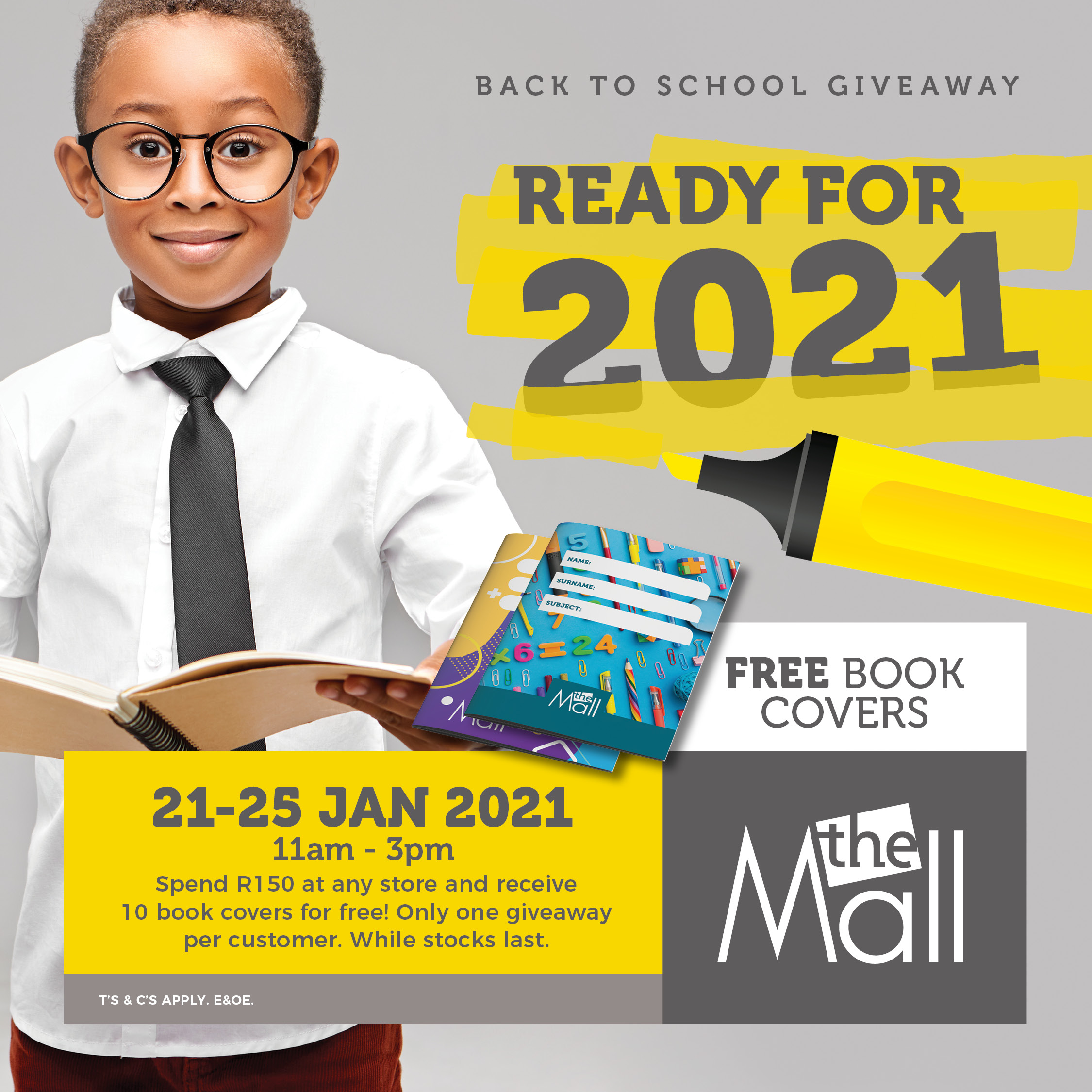 THE MALL BACK TO SCHOOL 2021